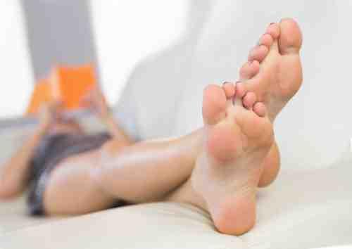 Ороговевшая кожа на косточке ноги thumbnail